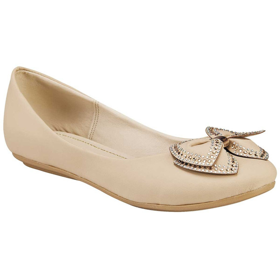 Flats Casuales Marca Miss Pink 8-266 Dog