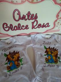 Borys De Bebê Personalizado E Customizado