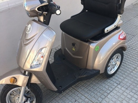 Moto Scooter Elpra Electric Triciclo Master 60v 800w