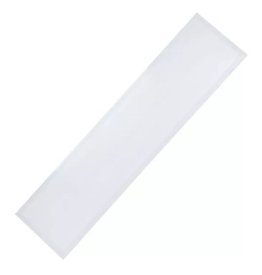 Painel Retangular Led 30x120 48w Embutir Branco Frio Bivolt