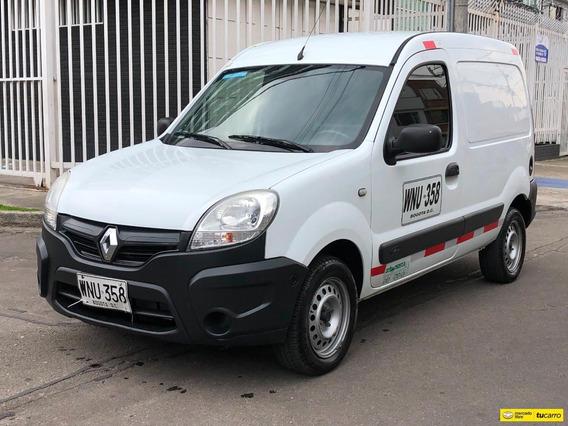 Renault Kangoo 1600icc 16v Mt Aa Dh Fe