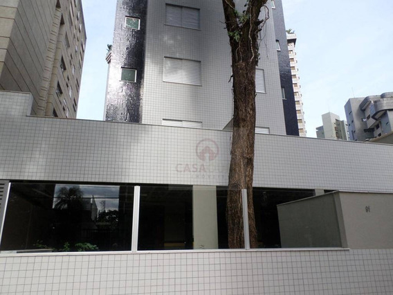 Cobertura Duplex No Serra, Belo Horizonte. - Co0072