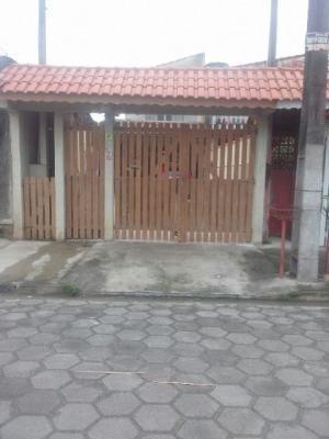 Sobrado À Venda No Jardim Magalhães - Itanhaém 2785 | Sanm