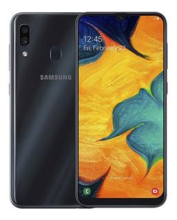 Smartphone Samsung Galaxy A30:procesador Octa-core (hasta