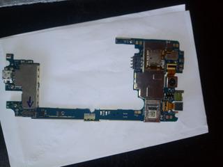 Placa Logica Lg K350 K8 Defeito Sem Imagem