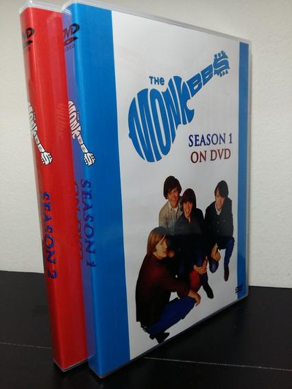 Dvd The Monkees - Serie Clássica Completa Dublada