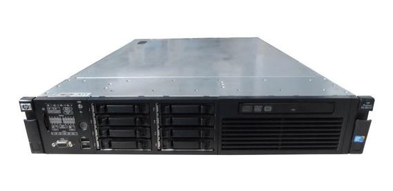 Servidor Hp Dl380 G7 2 Intel Xeon E5630 32gb 600gb Sas