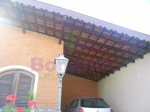 Casa Residencial A Venda, Anhangabaú, Jundiaí - Ca09307 - 34149123