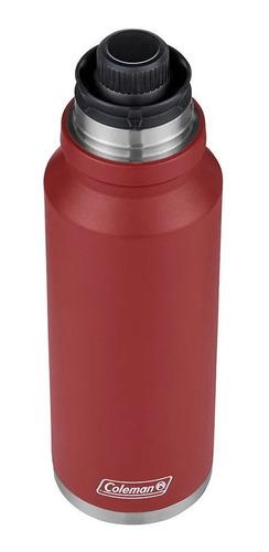 Termo Acero Inoxidable 1200ml Rojo