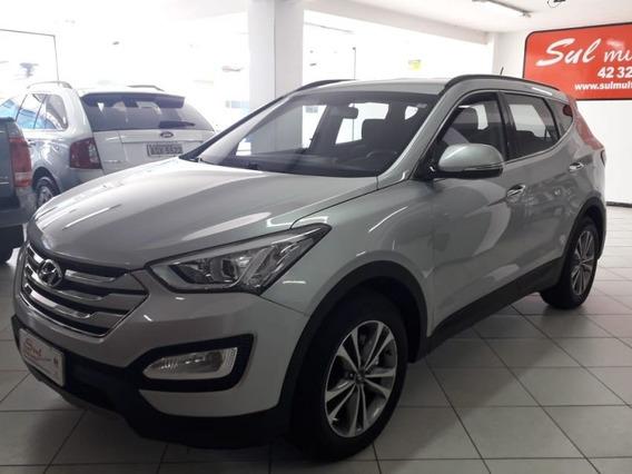 Hyundai Santa Fe 3.3 Gls 4wd V6 5 Lug. Gasol. Autom.