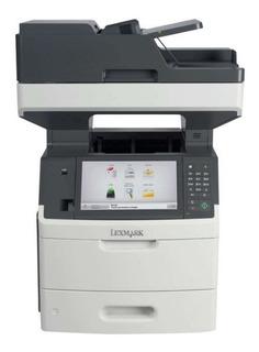 Impresora Multifuncion Lexmark Mx711dhe Fotocopiadora