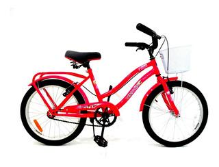 Bicicleta Playera Halley Full Rod 20 (12-18cuotas) E/gratis