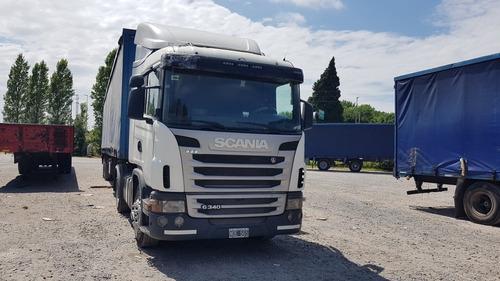 Dueño Vende Scania G340 Automático 2014