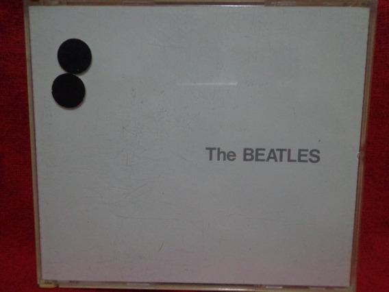 Cd The Beatles - Álbum Branco