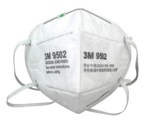 Barbijo Tapa Boca Mascara Protector 9502 N95 Caja X 50 U 3m