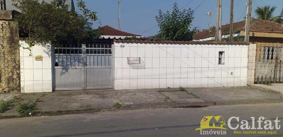 Casa Isolada 2 Dormitórios Com Terreno De 10 X 29 - São Vicente - V790