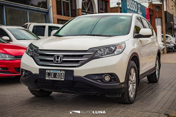 Honda Crv Exl 4x4 At 2012