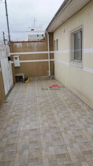 Casa Com 2 Dormitórios Para Alugar, 60 M² Por R$ 1.300,00/mês - Penha De França - São Paulo/sp - Ca0399
