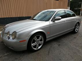 Jaguar S-type R 4.2 V8 400cv 2005