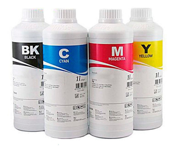 Tinta Corante Inktec Hp T120 T520 711 Plotter Kit 2.500ml