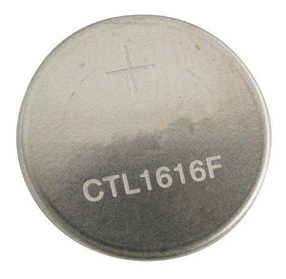 Capacitor Solar Ctl1616 Para Casio Protrek Prg-110 Bateria