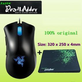 Mouse Razer Deathadder 3500dpi Synapse 2.0 + Brinde Original
