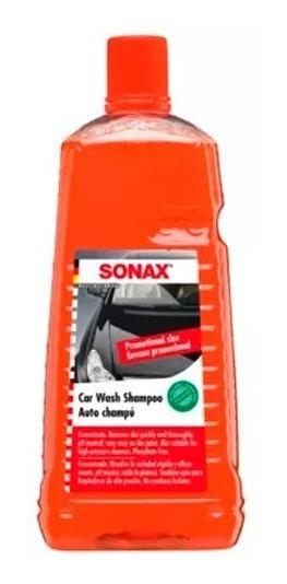 Sonax Car Wash Shampoo Concentrado Neutro Limpia 2litros
