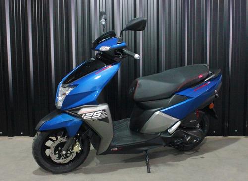 Tvs Ntorq 125 0km Moto 125cc Scooter Hasta 18 Cuotas!