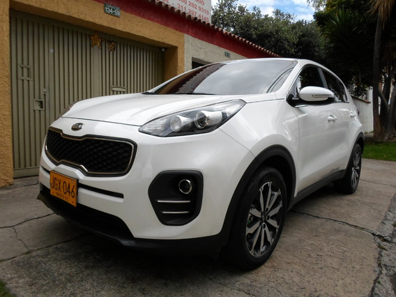 Kia New Sportage Revolution 2017 Secuencial