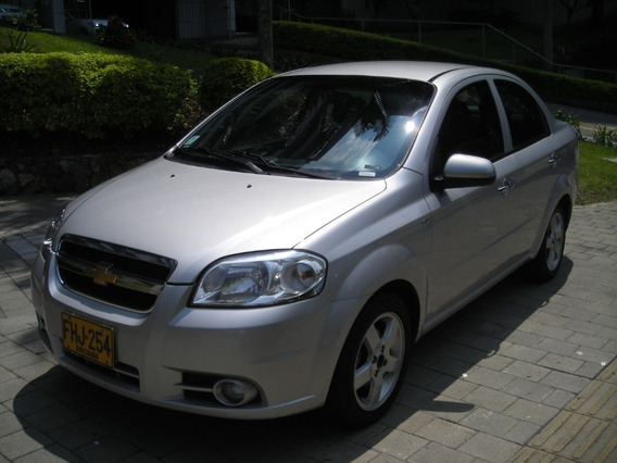 Chevrolet Aveo Emotion 1.6 2009 Mecanico, Sistema Gas