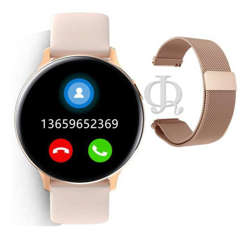 Smart Watch Mujer Hombre Android iPhone X-time Xl Llamadas