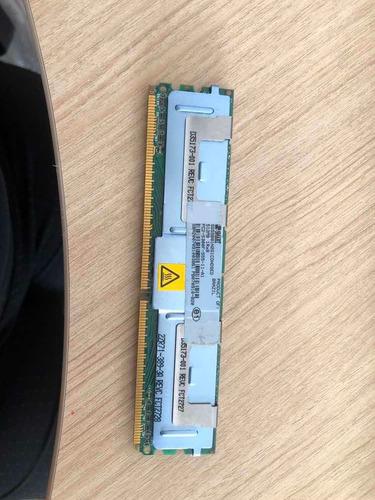 Memória Ram 512mb Ddr2 1rx8 Pc2-5300f Para Servidor