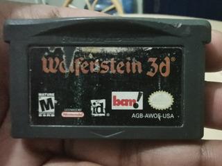 Wolfstein 3d Gameboy Advance