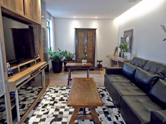 Apartamento, 3 Quartos, Sion, Próximo Ao Colégio Santa Doroteia. - 18639