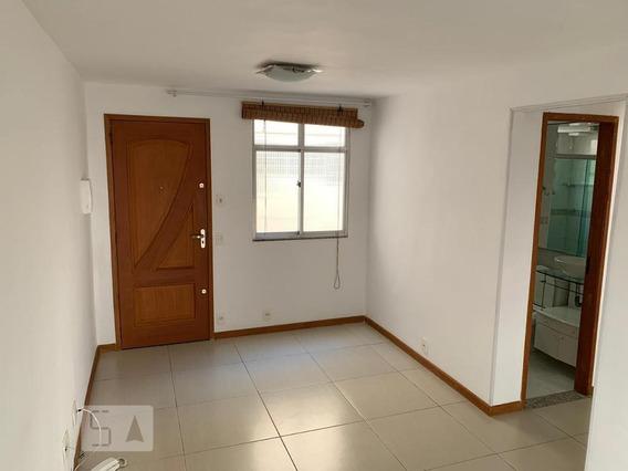 Apartamento Para Aluguel - Taquara, 2 Quartos, 53 - 893101143