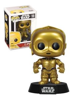 Funko Pop C-3po Star Wars #13
