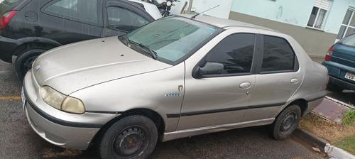 Imagem 1 de 15 de Fiat Siena 2000 1.0 6 Marchas 4p