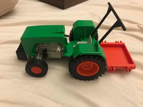 Playmobil Tractor. Leer