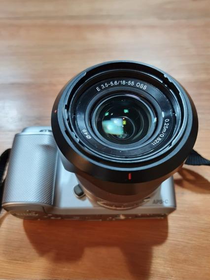 Câmera Semi-profissional Sony Nex-f3 Em Ótimo Estado!