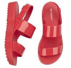 Sandália Flatform Zaxy Clubber Nr°35