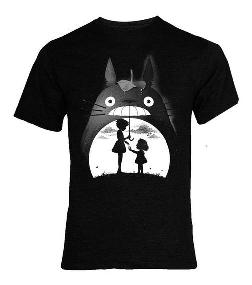 Playera Totoro Anime