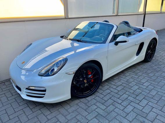 Porsche Boxster Conversível