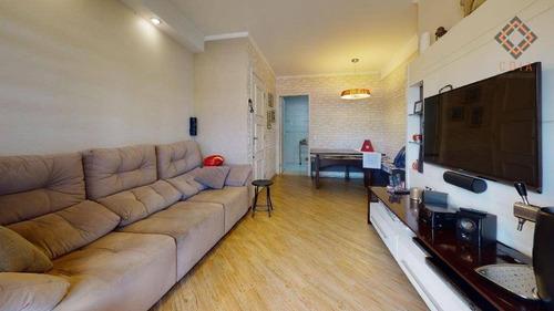 Imagem 1 de 19 de Apartamento Com 3 Dormitórios À Venda, 69 M² Por R$ 670.000,00 - Ipiranga - São Paulo/sp - Ap46761