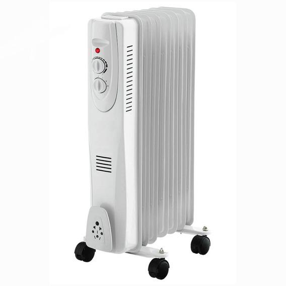 Calefactor Electrico Aceite Calentador Termostato 3 Niveles