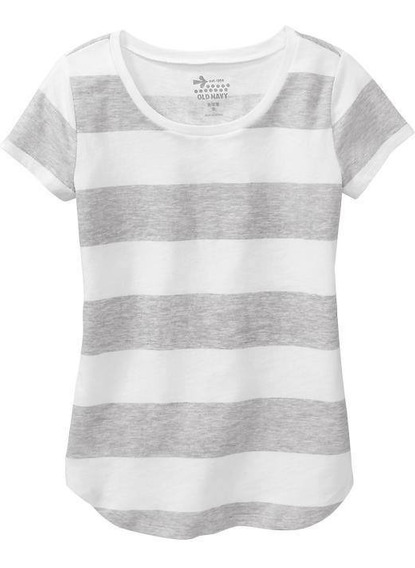 Remeras Old Navy Niñas Importadas - 5332