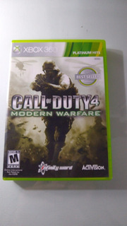 Call Of Duty 4 Modern Warfare Xbox 360 Lenny Star Games
