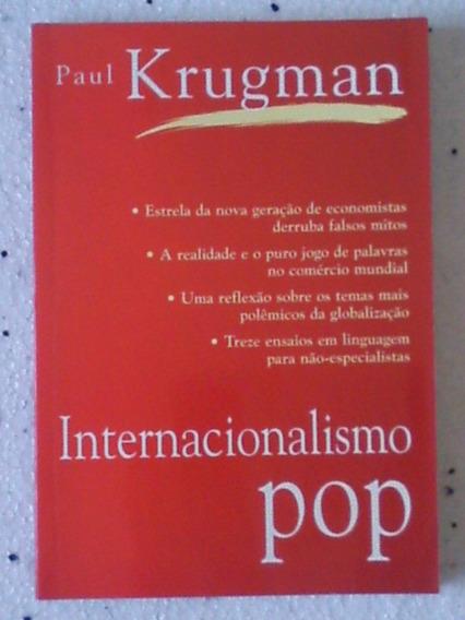 Livro: Internacionalismo Pop - Paul Krugman