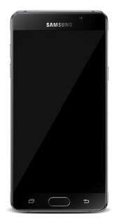 Samsung Galaxy A3 Bueno Negro Claro