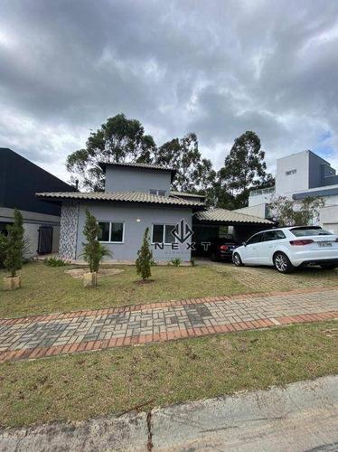 Imagem 1 de 30 de Casa Com 4 Dormitórios À Venda, 335 M² Por R$ 1.800.000,00 - Itahyê - Santana De Parnaíba/sp - Ca0794