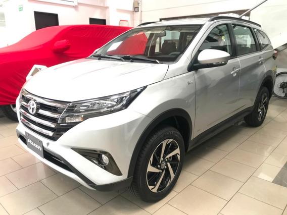 Toyota Rush Para Estrenar 2019 Oportunidad